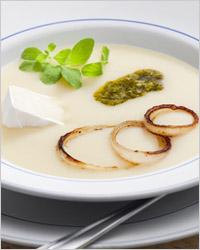 Луковый суп, французская кухня