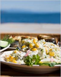 салат крабовый салат из крабовых палочек