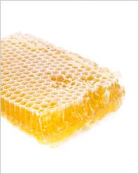 мёд в сотах