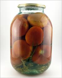 Консервированные помидоры: заготовки из помидоров