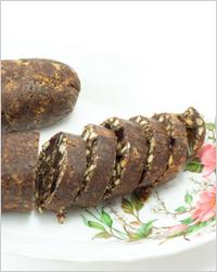 шоколадная калбаса