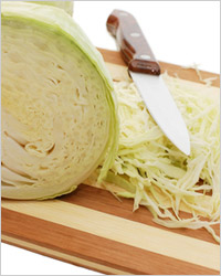 Приготовить капусту