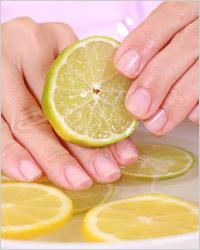 мякоть лимона