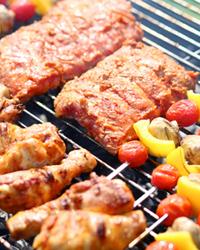 Как приготовить барбекю