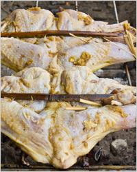 Маринад для шашлыка из курицы – кулинарный рецепт