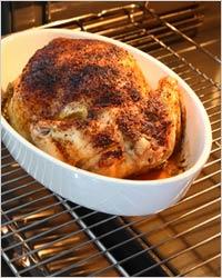 курица приготовленная по турецкому рецепту
