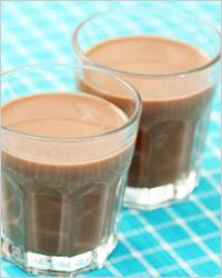 Коктейль-пунш «Кофе с молоком»