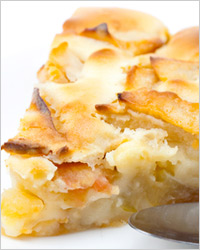 Яблочный пирог по-украински