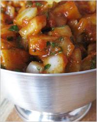 индийский соус – чатни