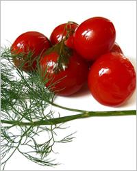 Солёные помидоры. Заготовки из помидор