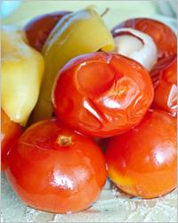 Маринованные помидоры. Заготовки.