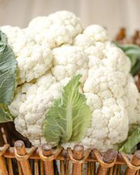 Як приготувати кольорову капусту: 10