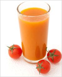 Тыквенный сок с томатом