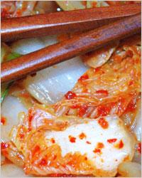 Чимча (маринованная капуста по-корейски)