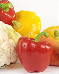 Овощная осенняя диета