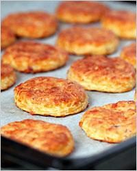 Сырное печенье (несладкое)