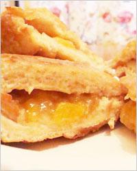 Печенье с начинкой из орехов и сухофруктов