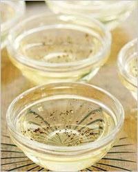 Ягодное желе с шампанским – кулинарный рецепт