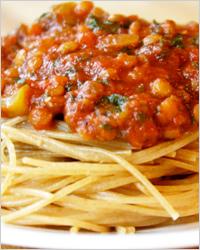как приготовить соус к спагетти