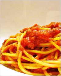 простой в приготовлении томатный соус