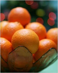 мандариновый праздник