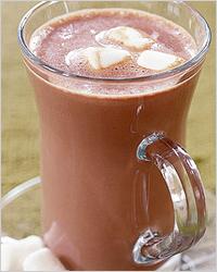 Горячий «Какао-чай»
