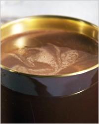 Самый простой горячий шоколад