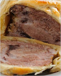Мясо в шубке – кулинарный рецепт