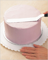 Как сделать глазурь для торта белую