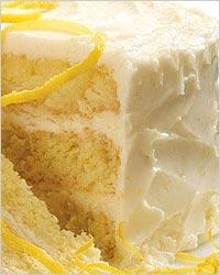 Глазурь лимонная с мёдом