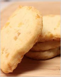 риготовление печенья с кожурой лимона