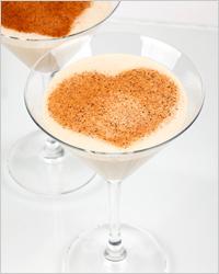 Романтические коктейли
