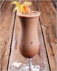 Шоколадный смузи