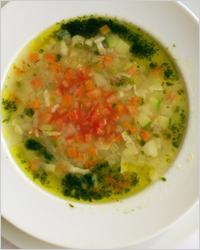 Луковый суп для похудения (боннский суп)