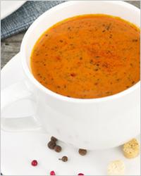 Томатный сливочный суп