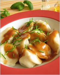 Соус из сушёных грибов с морковью