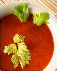 Гаспачо – Рецепты гаспачо