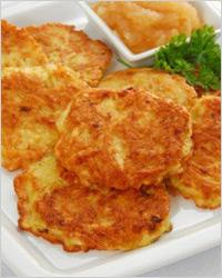драники из картофеля