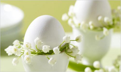 Украшение пасхальных яиц: новые идеи