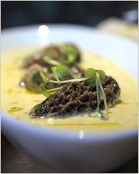 рецепт супа из курицы с фаршированными сморчками