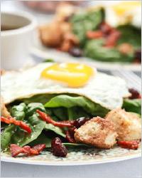 Салат «Английский завтрак»