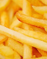 Как приготовить картофель фри