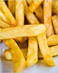 Как сделать картошку фри без масла фото 768