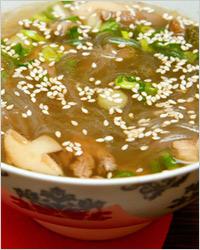 Корейские супы
