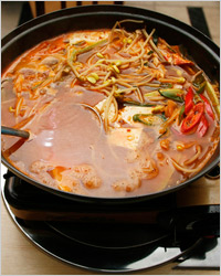 рецепт супов южнокорейской кухни