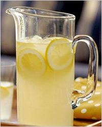 свой собственный лимонад