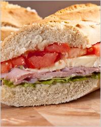 французские деревенские сэндвичи