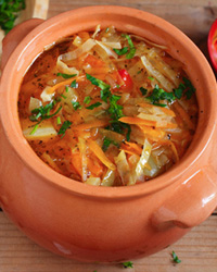 Молдавские супы