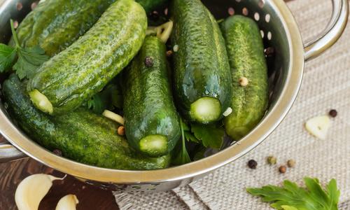Огурцы малосольные в пакете по-быстрому - кулинарный рецепт 68