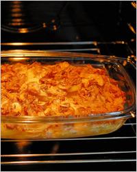 Блюда в духовке